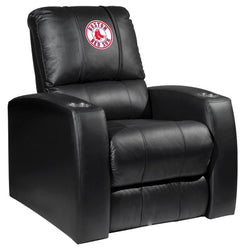 Relax Recliner with Boston Red Sox Logo