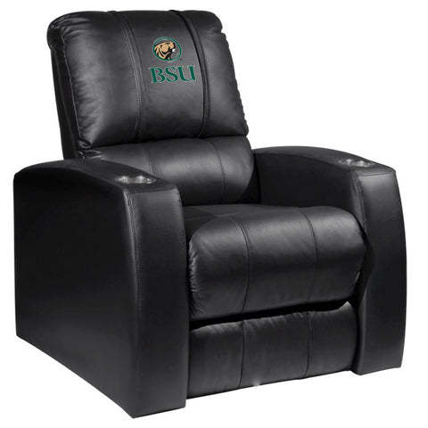 Relax Recliner with Bemidji State Beavers Logo