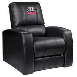 Relax Recliner with Alabama Crimson Tide Elephant Logo