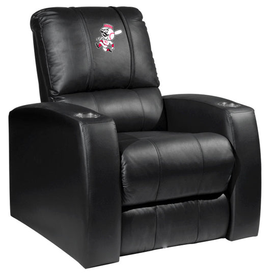 Relax Recliner with Cincinnati Reds Secondary