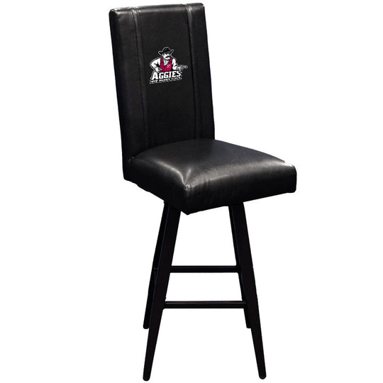 Swivel Bar Stool 2000 with New Mexico State Aggies Logo