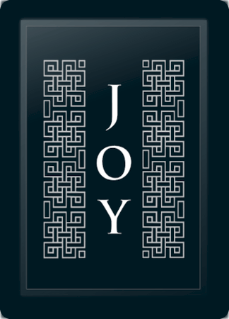 Joy Deco Vertical Silver