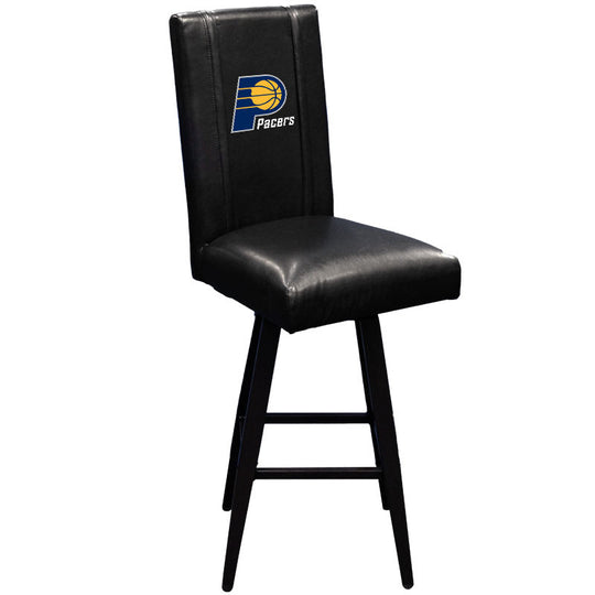 Swivel Bar Stool 2000 Indiana Pacers Logo