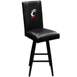Swivel Bar Stool 2000 with Cincinnati Bearcats Logo