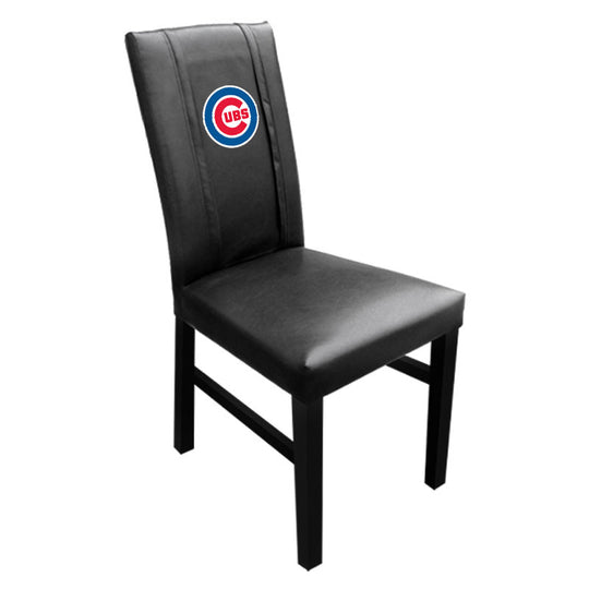 Side Chair 2000 with Chicago Cubs Logo