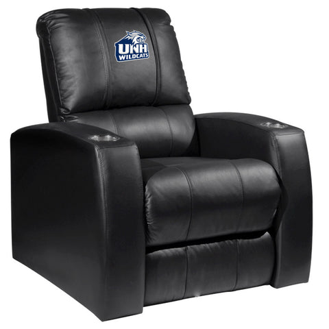 Relax Recliner with New Hampshire Wildcats Logo