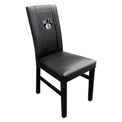 Side Chair 2000 with Brooklyn Nets Logo