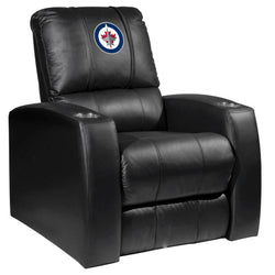 Relax Recliner with Winnipeg Jets Logo