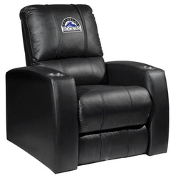 Relax Recliner with Colorado Rockies Logo