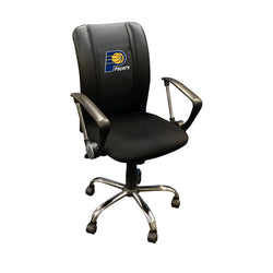 Curve Task Chair Indiana Pacers Logo