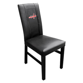 Side Chair 2000 with Washington Capitals Logo
