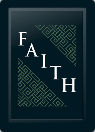 Faith Deco Diagonal Sage
