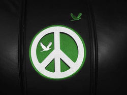 Peace Sign Green