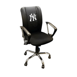 Curve Task Chair with New York Yankees Logo