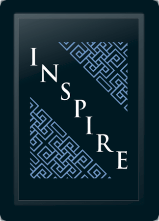 Inspire Deco Diagonal Blue