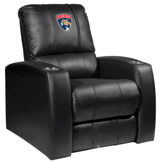 Relax Recliner with Florida Panthers Logo
