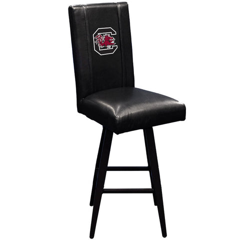 Swivel Bar Stool 2000 with South Carolina Gamecocks Logo