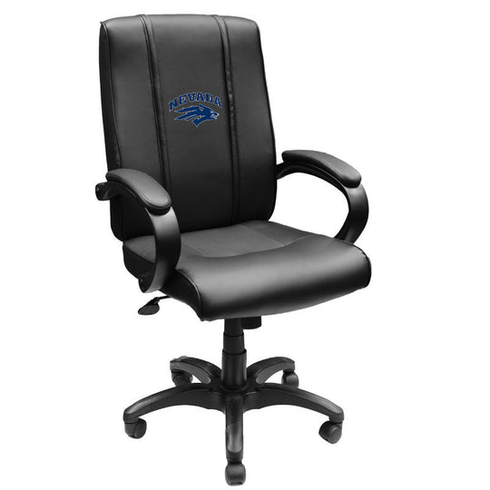Office Chair 1000 with Nevada Wolfpack Logo