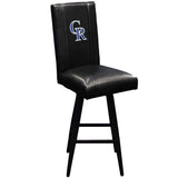 Swivel Bar Stool 2000 with Colorado Rockies Secondary