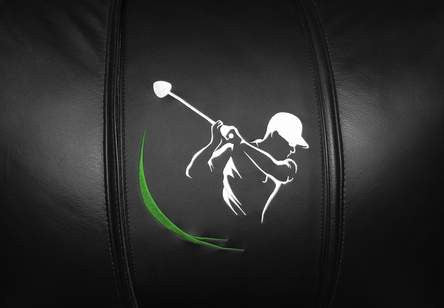 Golf Swing Green