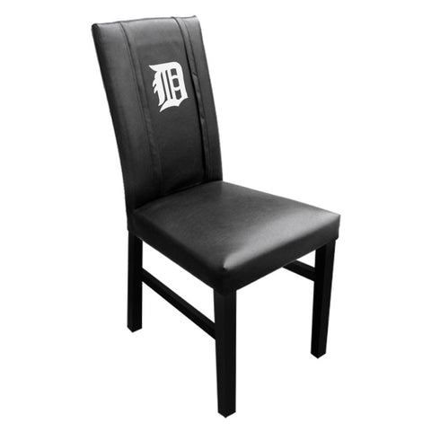 Side Chair 2000 with Detroit Tigers White