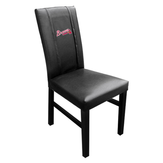 Side Chair 2000 with Atlanta Braves Logo