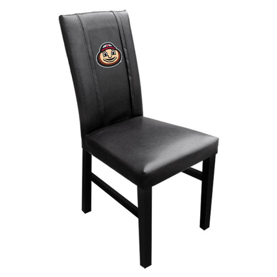 Side Chair 2000 with Ohio State Buckeyes BrutusHead Logo