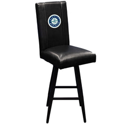 Swivel Bar Stool 2000 with Seattle Mariners Logo