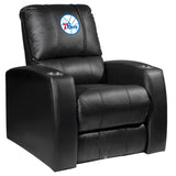Relax Recliner with Philadelphia 76ers Primary