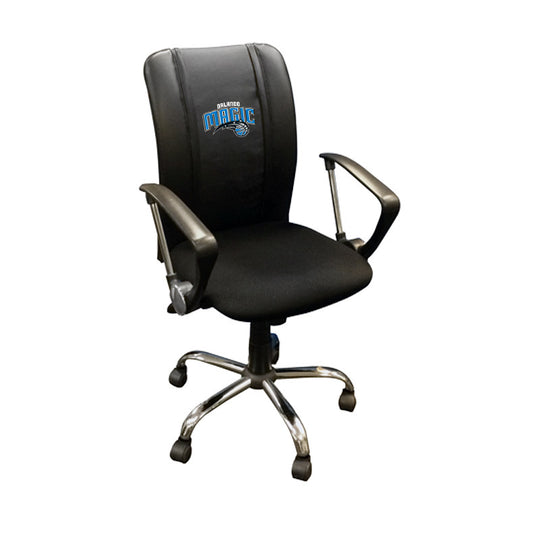 Curve Task Chair with Orlando Magic Logo
