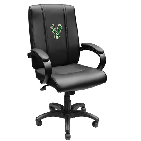 Office Chair 1000 with Milwaukee Bucks Logo