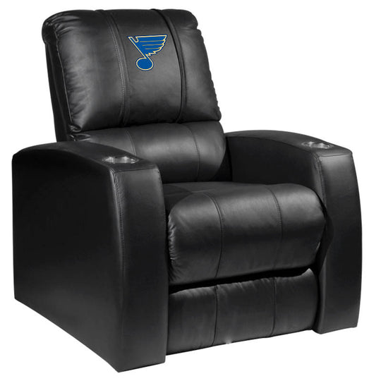 Relax Recliner with St. Louis Blues Logo