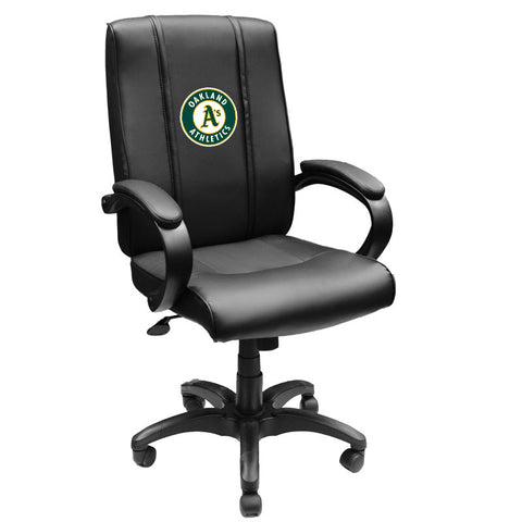 Office Chair 1000 with Oakland Athletics Logo