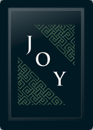 Joy Deco Diagonal Sage