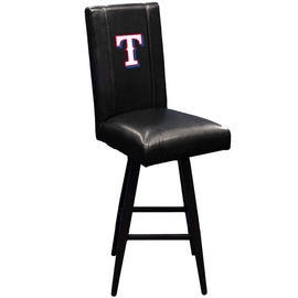 Swivel Bar Stool 2000 with Texas Rangers Secondary