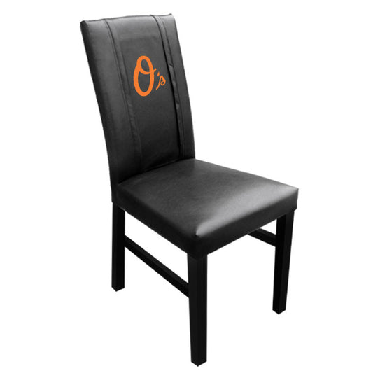 Side Chair 2000 with Baltimore Orioles Bird Logo