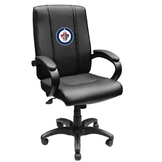 Office Chair 1000 with Winnipeg Jets Logo
