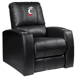 Relax Recliner with Cincinnati Bearcats Logo