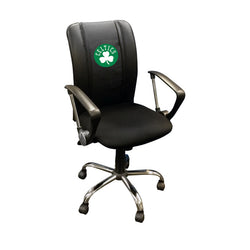 Curve Task Chair with Boston Celtics Secondary