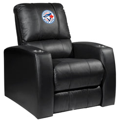 Relax Recliner with Toronto Blue Jays Logo