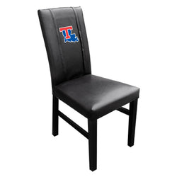 Side Chair 2000 with Louisiana Tech Bulldogs Logo