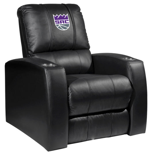 Relax Recliner with Sacramento Kings Secondary Logo