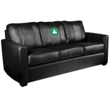 Silver Sofa with Boston Celtics Secondary