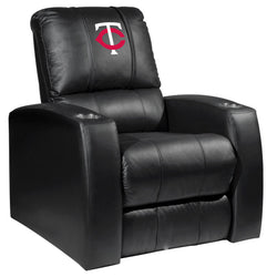 Relax Recliner with Minnesota Twins Secondary