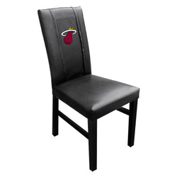 Side Chair 2000 Miami Heat Logo