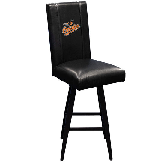 Swivel Bar Stool 2000 with Baltimore Orioles Logo