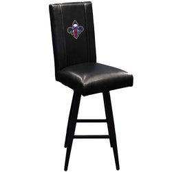 Swivel Bar Stool 2000 with New Orleans Pelicans Secondary