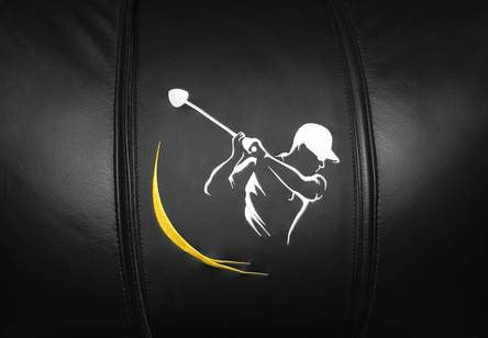 Golf Swing Yellow
