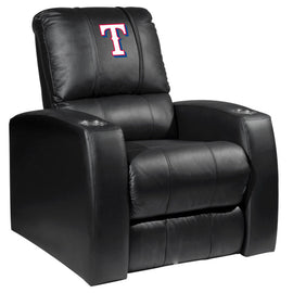 Relax Recliner with Texas Rangers Secondary