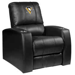 Relax Recliner with Pittsburgh Penguins Logo